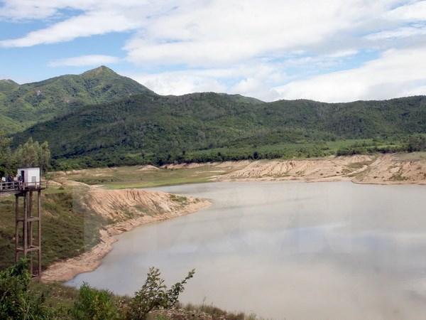 Khánh Hòa đầu tư 9,4 triệu USD nâng cấp các hồ đập chứa nước