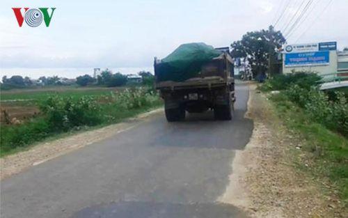 Bình Thuận chấn chỉnh khai thác khoáng sản sau thông tin VOV phản ánh