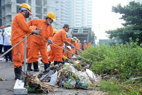 TP.HCM: Tăng cường giải pháp giảm thiểu ô nhiễm
