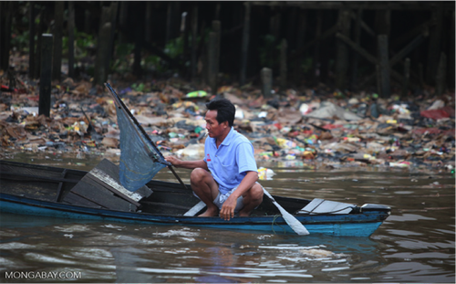 Để các đại dương không trở thành thùng rác của thế giới