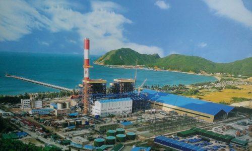Công ty Formosa Hà Tĩnh