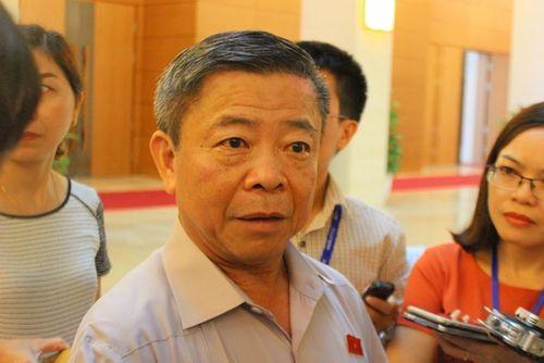 """Ông Võ Kim Cự: """"Không có Bộ nào không đồng ý chọn Formosa cả…"""""""