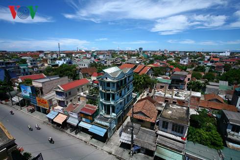 Thôn Vỹ Dạ xưa ở Huế giờ đã thành phố bởi quá trình đô thị hóa.