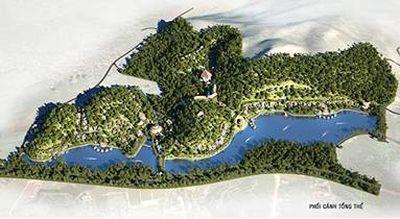 Hà Nội chấp thuận Dự án vui chơi giải trí trong quy hoạch rừng phòng hộ ở Sóc Sơn