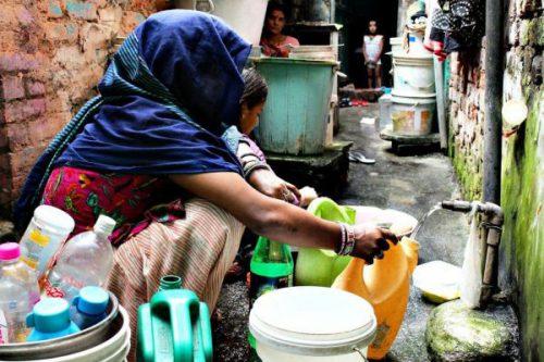 An ninh nguồn nước ở châu Á vẫn còn nhiều thách thức (Ảnh: indiaenvironmentportal.org.in)