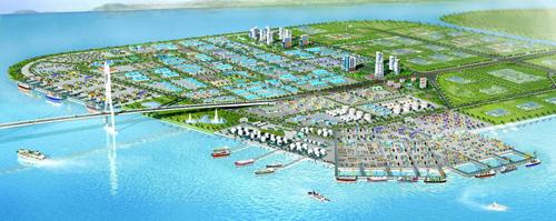 Đầu tư dự án phát triển Tổ hợp cảng biển và KCN tại Quảng Ninh