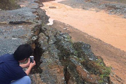 Thủy điện Sông Bung 2 đã tích nước trái quy trình, chưa đảm bảo các điều kiện pháp lý .