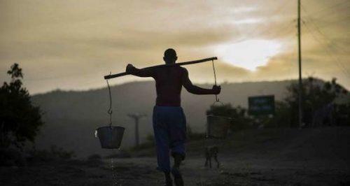 Hạn hán xảy ra liên tục trong vài năm qua tại Cuba. (Nguồn: translatingcuba.com)