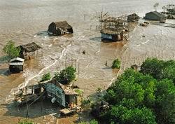 Tác động của biến đổi khí hậu đến tài nguyên nước và ngập lụt ở Đồng bằng sông Cửu Long