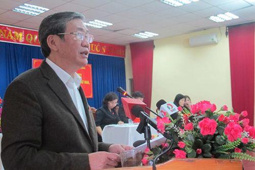 Ông Đinh Thế Huynh Tăng khẳng định sẽ đề xuất tăng cường giám sát nhà máy thép trên thượng nguồn sông Vu Gia – Thu Bồn
