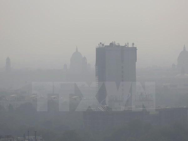 Ấn Độ: Thủ đô New Delhi chìm trong khói bụi sau lễ hội Diwali