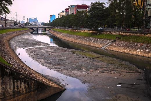 Lập ban chỉ đạo quản lý môi trường nước lưu vực sông ô nhiễm nặng
