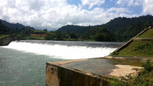 Đập Phà Lài, một công trình kinh tế tại vùng đệm của VQG Pù Mát