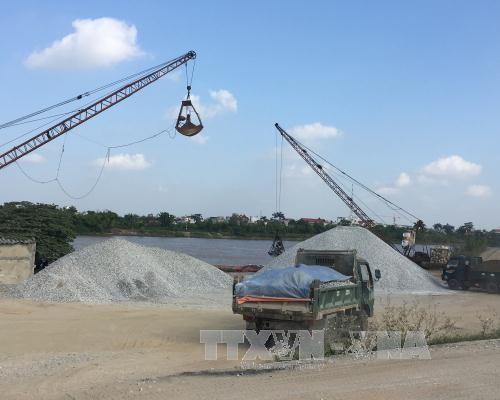 Điều kiện hộ kinh doanh được thăm dò khoáng sản làm vật liệu xây dựng