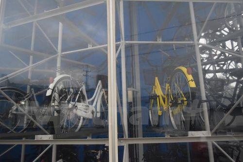 Bên trong một hệ thống Eco Cycles của Giken. (Ảnh: Nguyến Tuyến/Vietnam+)
