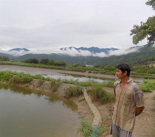 Khánh Hòa lo lắng nguồn nước