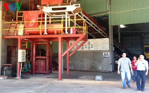 Khánh Hòa: Người dân ngăn cản Nhà máy xử lý chất thải hoạt động