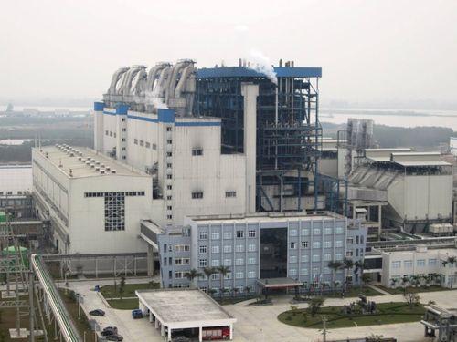 Tro xỉ nhà máy nhiệt điện Hải Phòng 1 và 2 được tiêu thụ gần hết