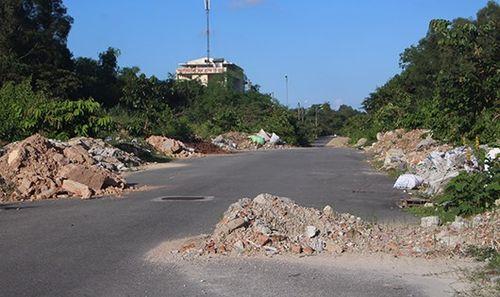 Huế: Sau một đêm nhiều tuyến đường bỗng thành…. bãi rác