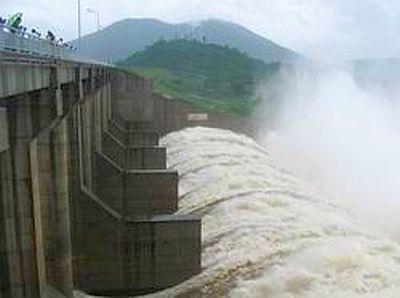 Vận hành duy trì dòng chảy sau đập An Khê và sông Hinh trong mùa lũ