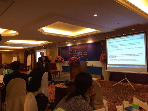 MRC vẫn khẳng định vai trò khi Lào tiếp tục đơn phương xây đập thủy điện