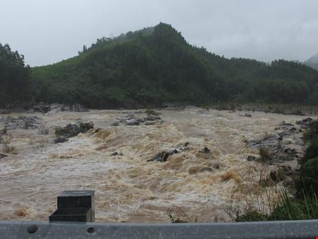 Quảng Ngãi sẽ xây thủy điện ngàn tỉ trên sông Trà Khúc