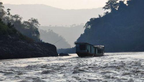 MRC thăm khu vực dự kiến xây đập Pak Beng