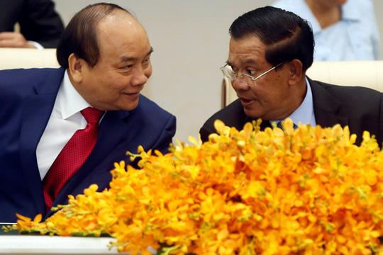 Việt Nam – Campuchia hợp tác toàn diện