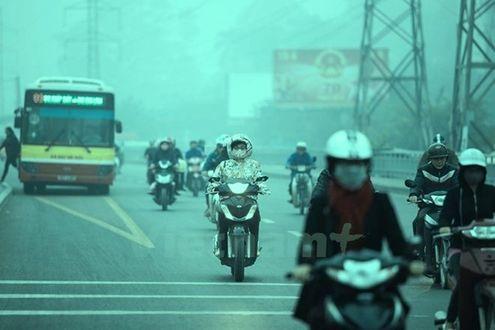 WB: Tử vong từ ô nhiễm không khí gây thiệt hại hàng chục tỷ USD