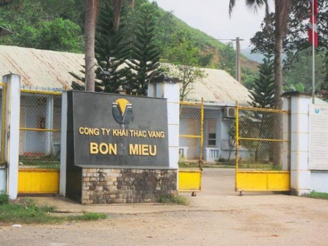 Quảng Nam cương quyết đóng cửa mỏ vàng Bồng Miêu
