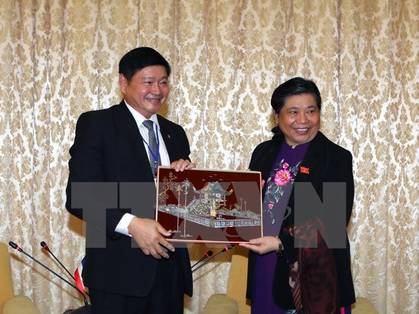 Việt Nam muốn hợp tác với Thái Lan trong lĩnh vực biến đổi khí hậu