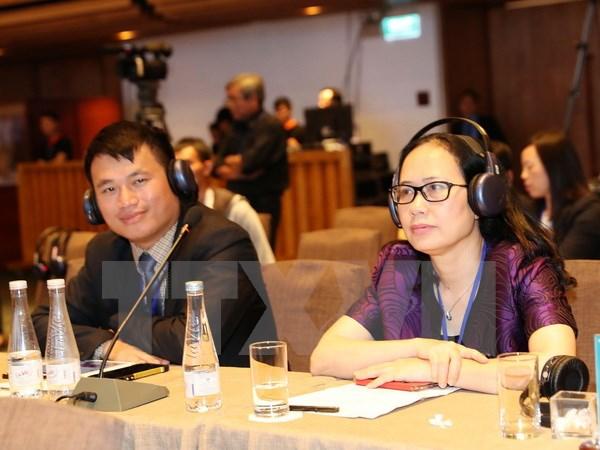 Hội nghị chuyên đề IPU châu Á-TBD đạt được nhiều dấu ấn quan trọng