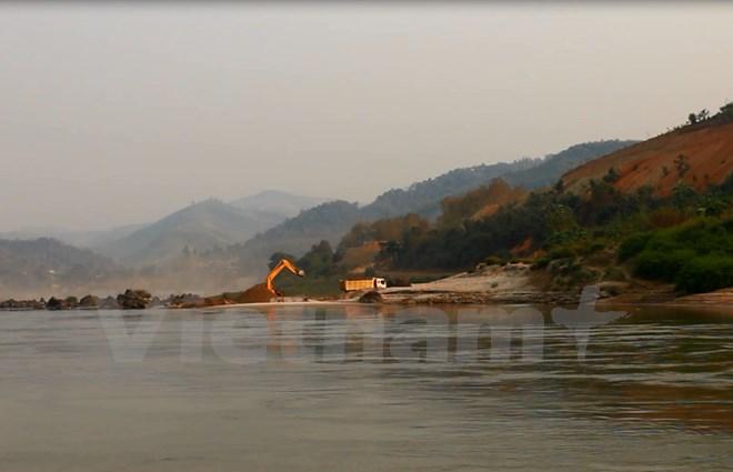 Thủy điện Pắc-Beng trên sông Mê Kông và nguy cơ gây thiếu nước ở ĐBSCL