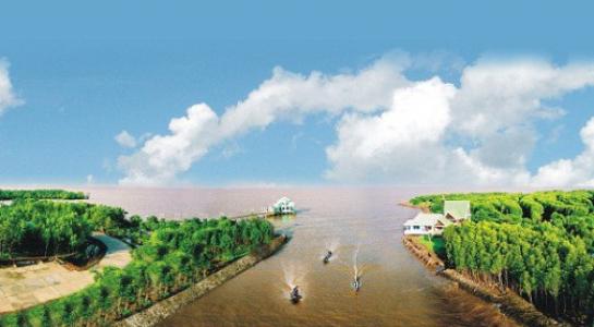 Lo chuyện nước ở… vùng sông nước miền Tây