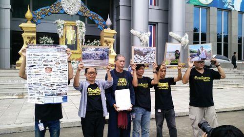 Người dân Thái Lan khởi kiện chính quyền trong vụ xây đập Pak Beng
