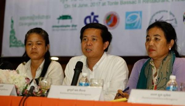 Các nhóm hoạt động Campuchia yêu cầu Lào hoãn xây đập Pak Beng