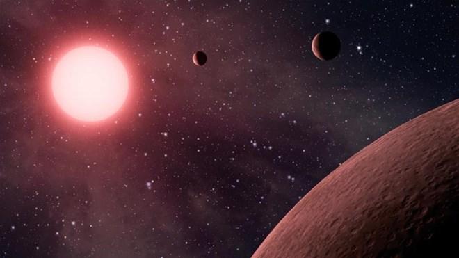 NASA phát hiện 10 hành tinh mới cỡ Trái Đất ngoài Hệ Mặt Trời