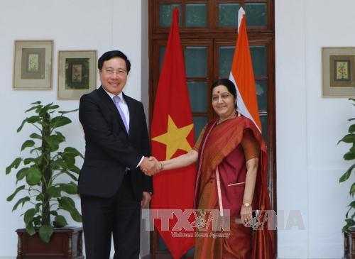 Việt Nam, Ấn Độ ký kết Chương trình hành động giai đoạn 2017–2020
