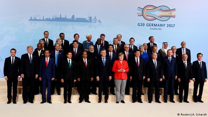 G20: Bất đồng sâu thêm hay cơ hội để thiết lập trật tự mới?