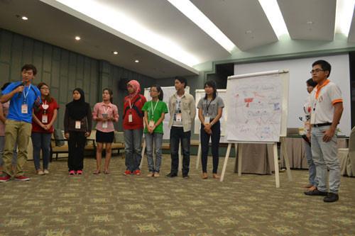 Hội trại khoa học ASEAN+3 lần đầu tiên tổ chức tại Việt Nam