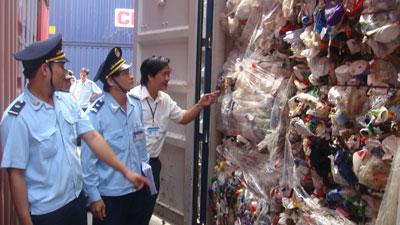 Phí xác nhận đủ điều kiện bảo vệ môi trường trong nhập khẩu phế liệu
