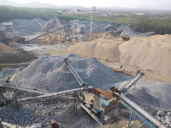 Hà Tĩnh: Đóng cửa hàng loạt mỏ khoáng sản
