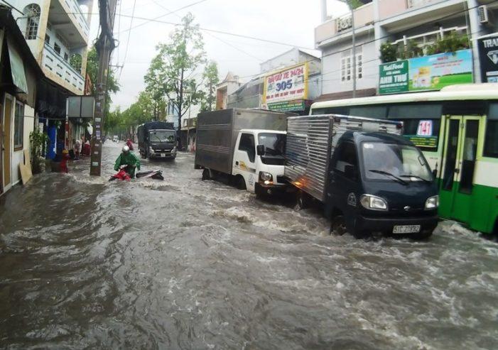 TP.HCM muốn lập Ban chỉ đạo quản lý nước, chống ngập