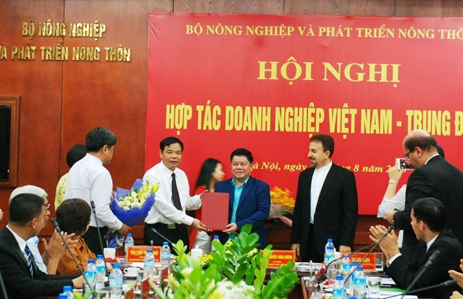Thúc đẩy hợp tác thương mại nông sản Việt Nam – Trung Đông