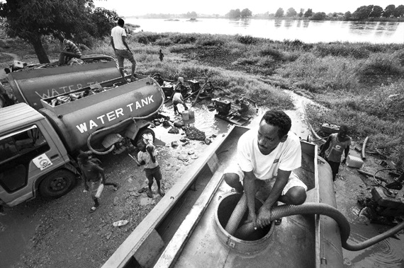 Thế giới đang khủng hoảng nguồn nước