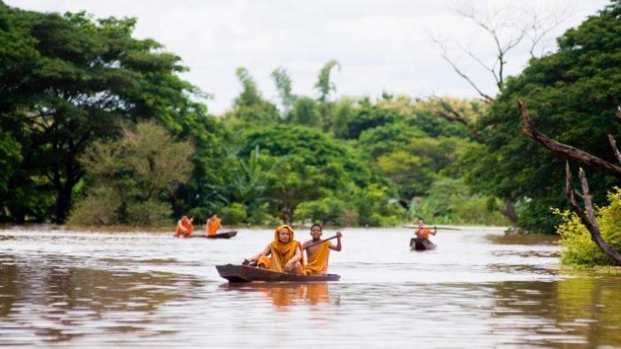 Gần 2/3 sông lớn trên thế giới mất tự do