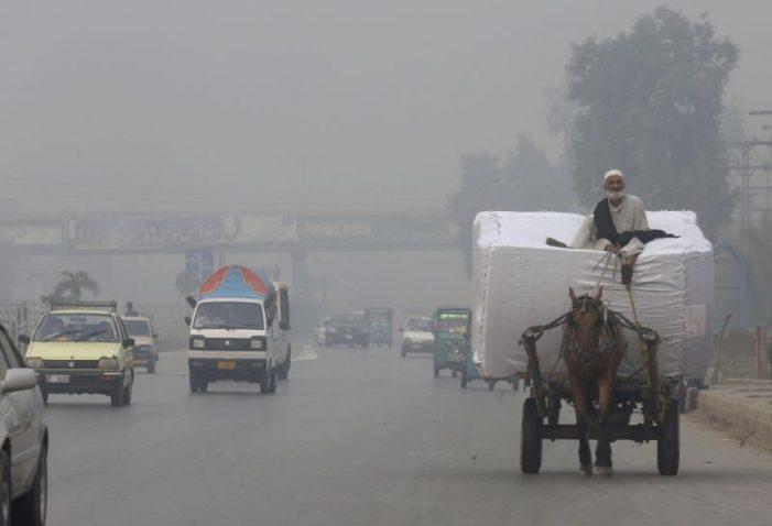 Ô nhiễm không khí nghiêm trọng ở Pakistan, Ấn Độ