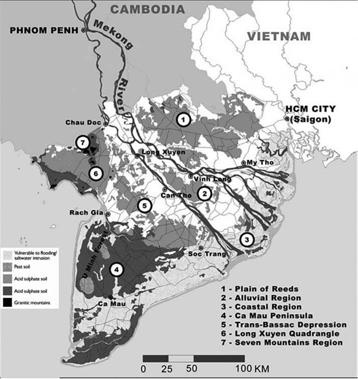 Lịch sử môi trường và thiên tai ở Việt Nam