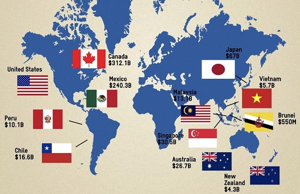 Lãnh đạo Canada bỏ họp, TPP-11 gặp khó