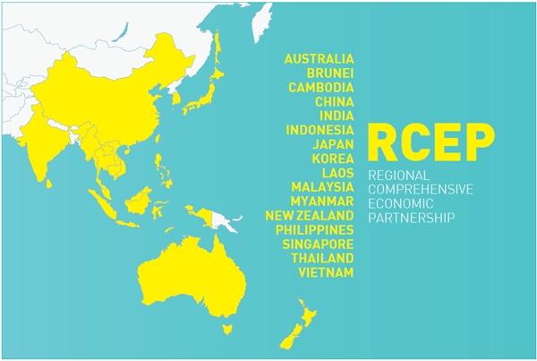 Hiệp định RCEP bị trì hoãn tới năm 2018